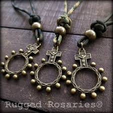 rosary ring historical wwi combat rosaries soldier s rosaries strong