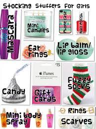 22 adorable diy stocking stuffers for teen girls gift christmas