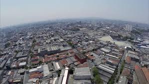 bras sao paulo aerial view of bras sao paulo brazil stock footage