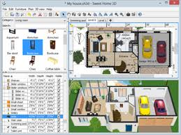 2d Home Design Software For Pc Sweet Home 3d Wikipedia