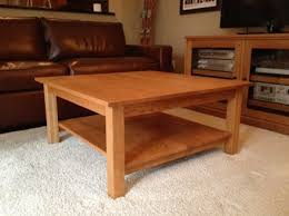 Cherry Coffee Table Solid Cherry Contemporary Square Coffee Table Boulder Furniture Arts