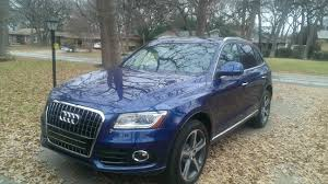 Audi Q5 Inside Audi Q5 2015 With 7 Trims The 2015 Audi Q5 Is A Car Made Of