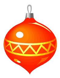 ornament clip happy holidays