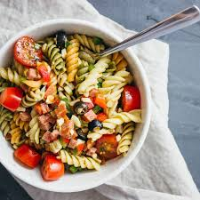cold pasta salad dressing best easy pasta salad with italian dressing savory tooth