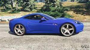 Ferrari California Hatchback - ferrari california f149 2012 beta for gta 5