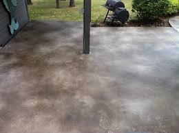 Covering Old Concrete Patio by Floor Diy Concrete Stain Home Depot Concrete Stain Acid Stain
