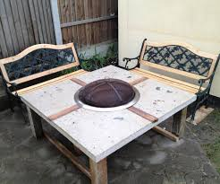 Fire Pit Kits by Wood Burning Fire Pit Table And Chairs Fire Pit Pinterest