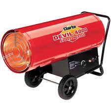 clarke devil 4000 400 000 btu propane gas fired space heater