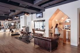 creatively designed creatively designed fitness center in madrid