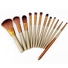 12 pcs set makeup brushes u2013 the deals plaza