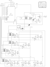 circuit diagram 3 phase motor wiring diagram simonand