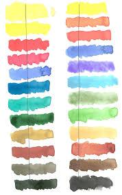 the story of the schmincke half pan set wet paint