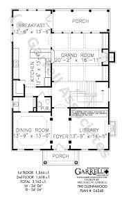 Plantation Style Floor Plans Glennwood House Plan Classic Revival Plans