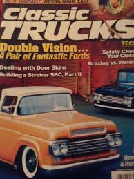 Vintage Ford Truck Ads - 1959 ford f100 custom cab big back window the h a m b