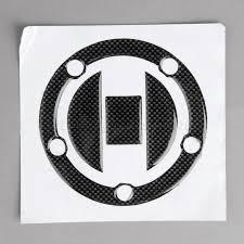 suzuki symbol motorcycle universal 3d carbon fiber gel gas fuel tank pad
