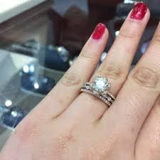 wedding band reviews wedding ring reviews show me your enagement rings and