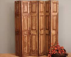 Quatrefoil Room Divider Privacy Room Divider 6 Panel Wood Accordion Folding Screen