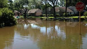 Harris County Flood Map More Than 3 600 Flooded Homes In Harris County