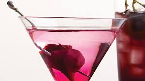 martini cranberry bleeding heart martini recipe