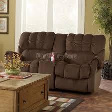 Ashley Furniture Microfiber Loveseat Ashley Furniture Loveseat Recliner Furniture Design Ideas