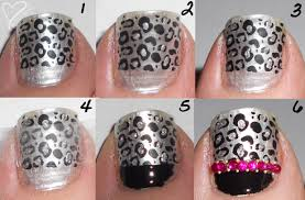 easy nail art designs for short nails tutorial