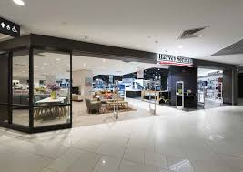 harvey norman revamps parkway parade outlet into full fledged