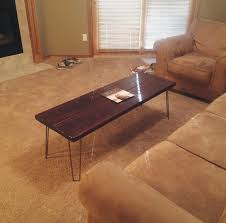 Hairpin Legs Coffee Table Best Hairpin Leg Coffee Table Grant39s Hairpin Leg Coffee Table