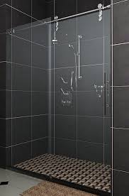 Shower Sliding Door Spectacular Shower Sliding Door Installation R79 On Modern Home