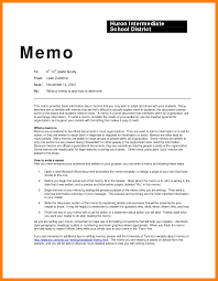 Best Resume Sections by 6 Example Of Memo Format Resume Sections