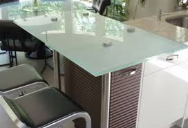Glass Kitchen Countertops Brooks Custom Brooks Custom Hand Crafted Countertops And Bar Tops