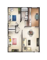 Virtual Floor Plans by Woodlawn Gardens Apartments Chula Vista Ca Overview