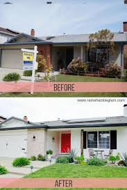 house makeover how to give a boring 1960s ranch house a stylish exterior makeover
