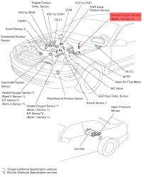 lexus es300 knock sensor wiring harness 2008 camry bank 1 sensor 2 diagram 1997 toyota camry o2 sensor