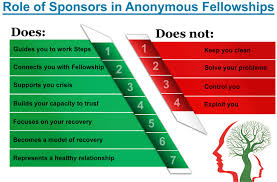 what is 12 step sponsorship