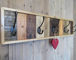 reclaimed wood rack etsy