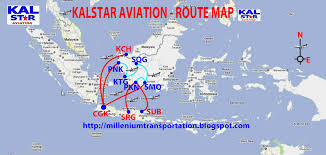 Singapore Airlines Route Map by Senegal Airlines Route Map