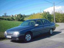 opel nissan 1989 opel omega specs and photos strongauto