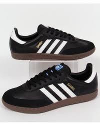 black samba adidas samba trainers black white gum adidas samba trainers black