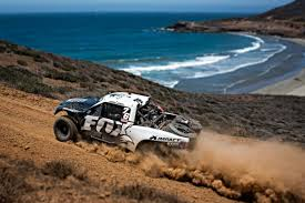 rally truck suspension video kmc and fox sponsored jesse jones battles the baja 500