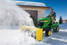 keep your yard snow free this winter by investing in a snow blower