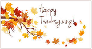wishing all a safe and happy thanksgiving thanks mr