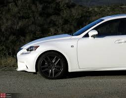 lexus is350 f sport coupe 2015 lexus is 350 f sport exterior 006 the truth about cars