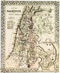 map ot historical maps of palestine cintayati