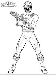 power rangers coloring pages 17 power rangers color cartoon