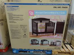 Convertible Crib 4 In 1 by Cafe Kid Morgan Convertible 4 In 1 Crib