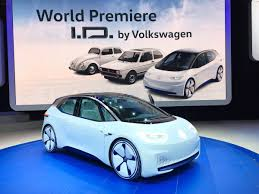 volkswagen electric car highly automated electric car