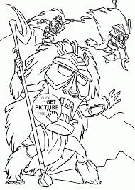 p e coloring pages