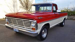 Ford Old Pickup Truck - all american classic cars 1967 ford f100 pickup truck