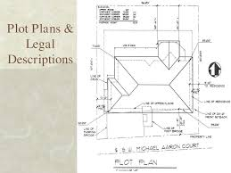 plot plan for house house plans