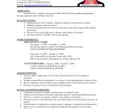 resume objective for students exles of a response resume exles nursing template objective assistant exle for